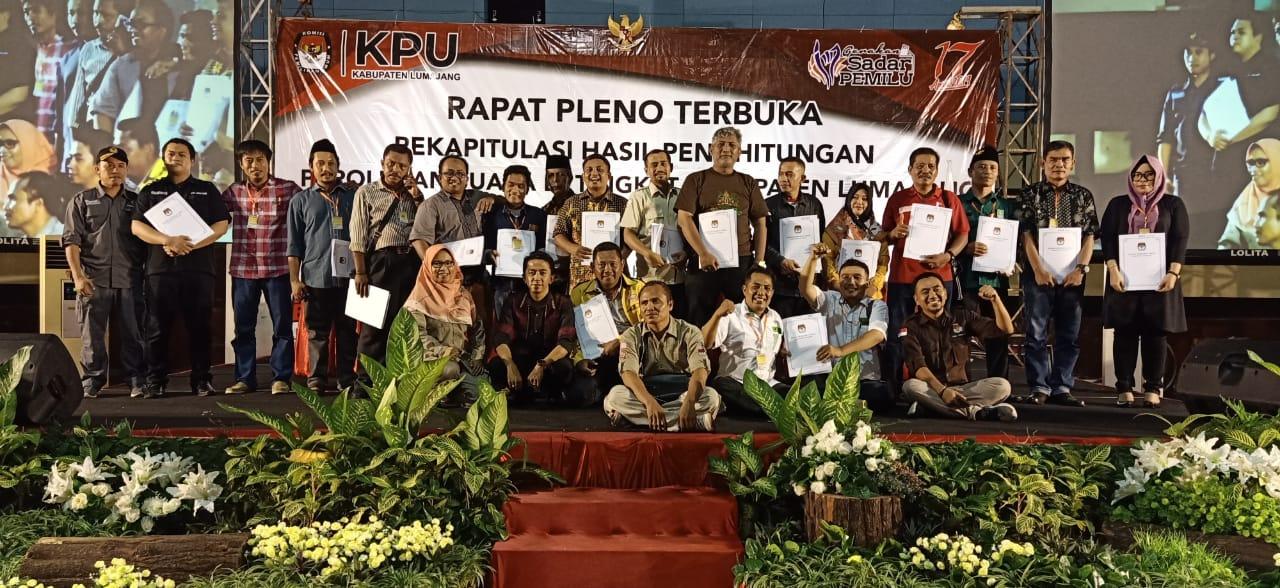 KPU Kabupaten Lumajang Siap Terbuka dan Berwibawa